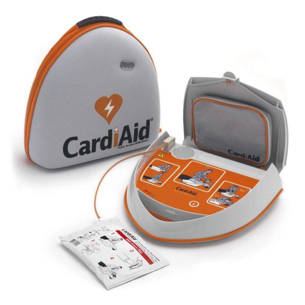 Desfibrilador Externo Automático DEA Cardiaid
