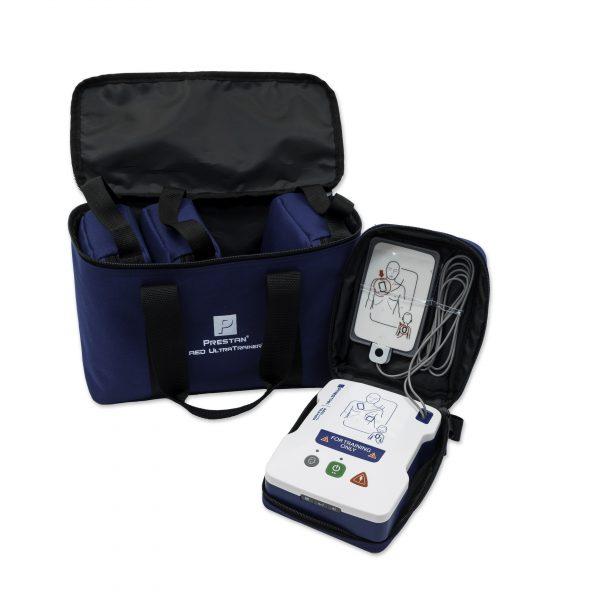 Pack de 4 Desfibriladores de entrenamiento UltraTrainer™ de la firma Prestan®