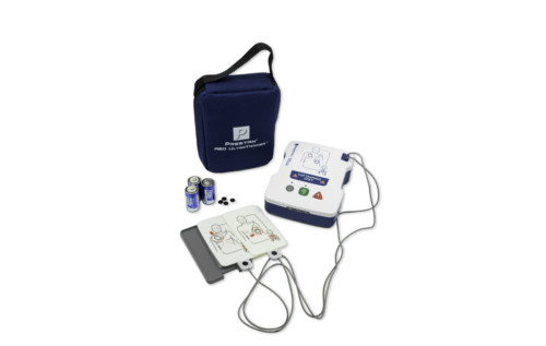 Desfibrilador de entrenamiento UltraTrainer™ de la firma Prestan®
